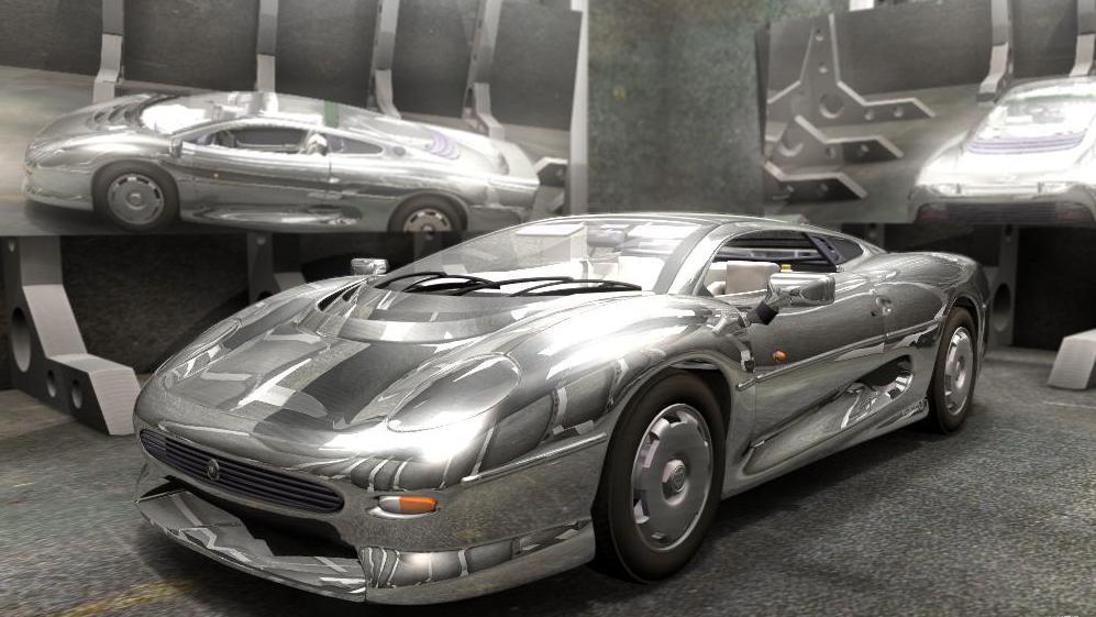 Фото интересного автомобиля будущего
