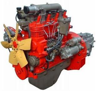 Дизельные двигатели сегодня для спецтехники