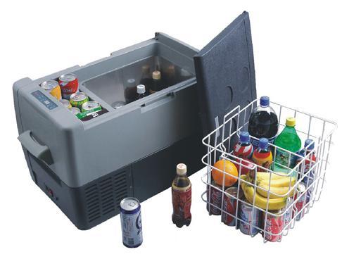 Принцип работы и разновидности автохолодильников