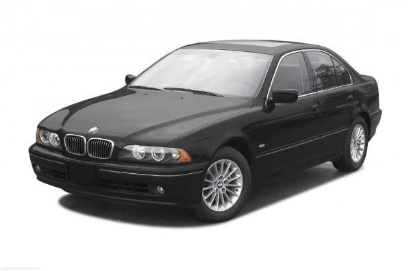 BMW 540 - технические характеристики, фотографии