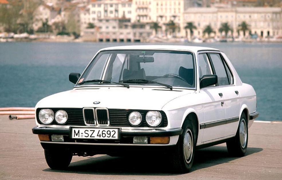BMW E28 - фото, характеристики авто