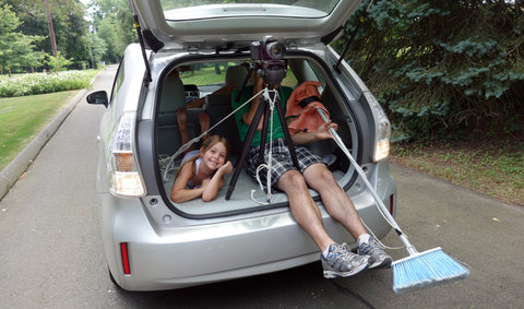 Автомобиль, как комплекс предметов быта