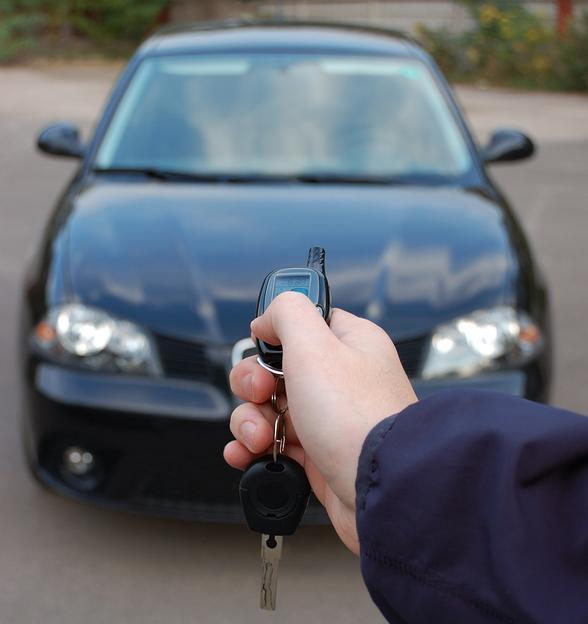 Общие понятия об автомобильных охранных сигнализациях