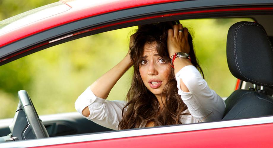 Женщина за рулем разрушит все стереотипы