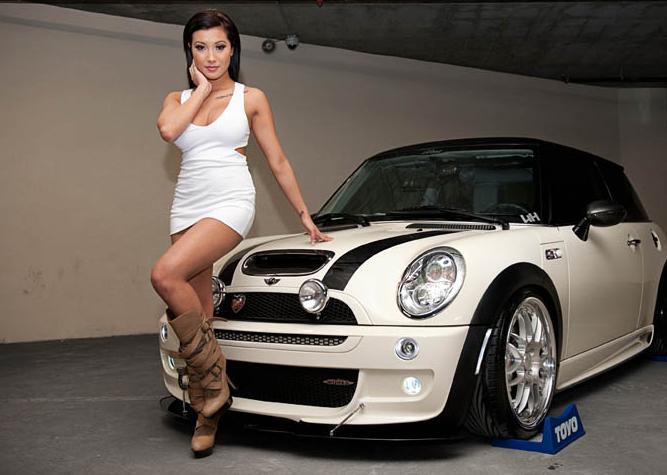 Какой автомобиль выбрать для женщины, Mini Cooper