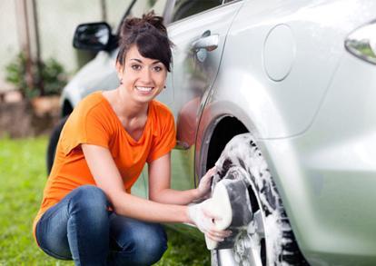 Почему лучше мыть машину на автомойке