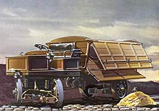 История электромобиля Hagen 11PS