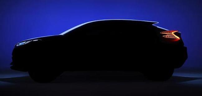 новый кроссовер Тойота C-HR