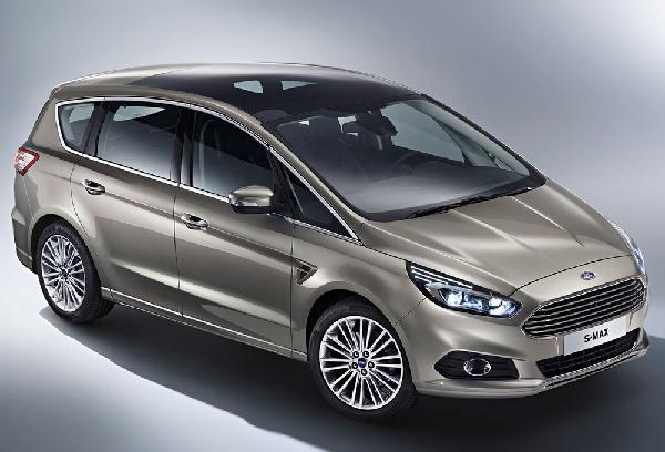Появилась информация о новом поколении минивэна Ford S-Max