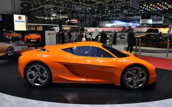 Компания Hyundai собирается создать новый спорткар