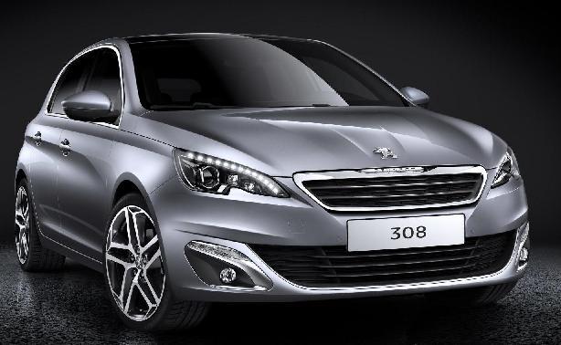 Появился в продаже в России новый хетчбэк Peugeot