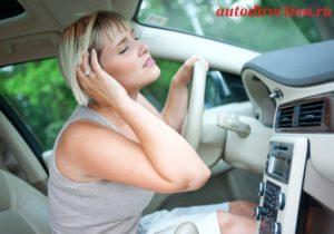 Эксплуатация автомобиля в жару