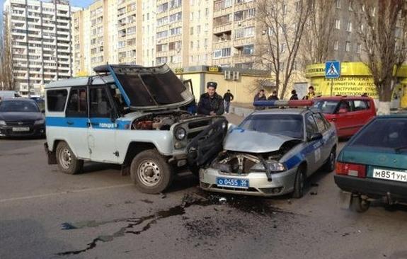 Аварийные ситуации на дорогах