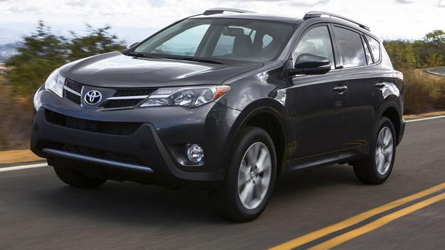 Выбор автомобиля для женщины, Toyota RAV4