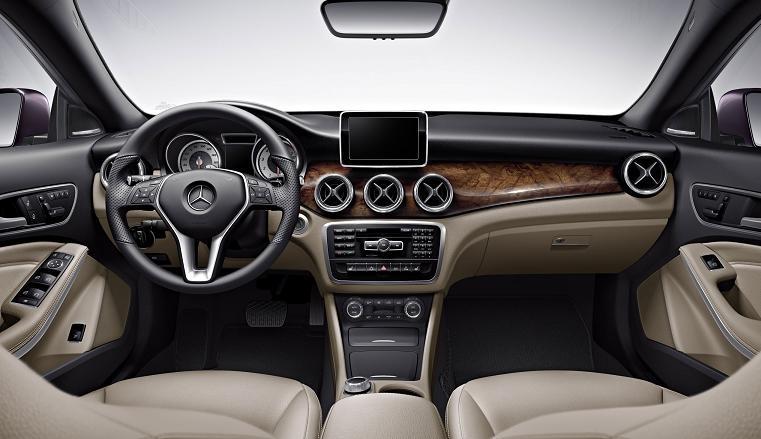 Дизайнер интерьеров Mercedes-Benz - Никола Эренберг