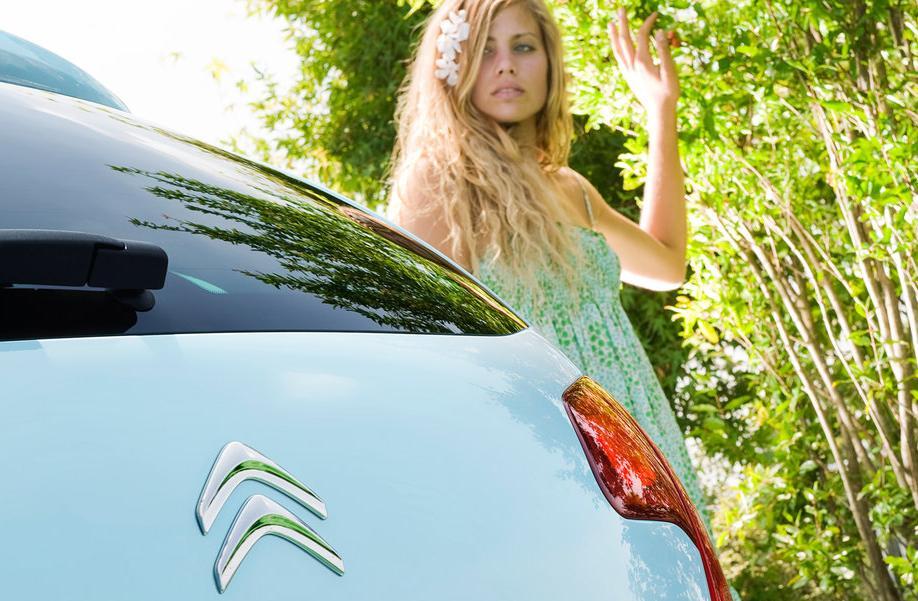 Какой автомобиль выбрать для женщины, Citroen C4