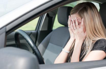 Как бороться со страхом вождения