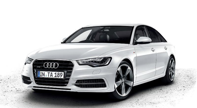 Популярность машины Audi A6