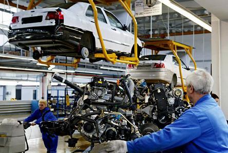В России начали собирать автомобили Chery