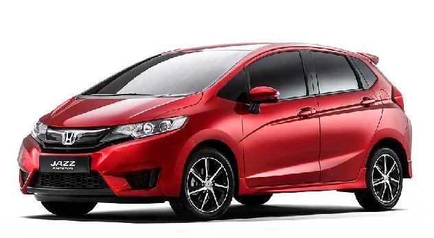 Новую Honda Jazz представят на автосалоне в Париже 2 октября