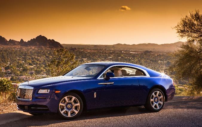 Создаст ли Rolls-Royce свой первый внедорожник