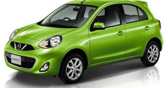 Французы сделают новую Nissan Micra