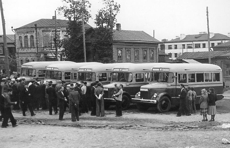 История появления автобуса ГЗА-651 и ПАЗ-651
